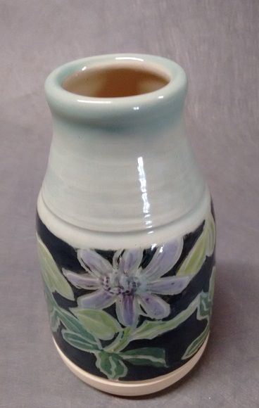 Texas Wildflowers - Passion Flower     $75