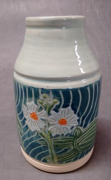 Texas Wildflowers - Wapatoo (Water Plantain)  $75