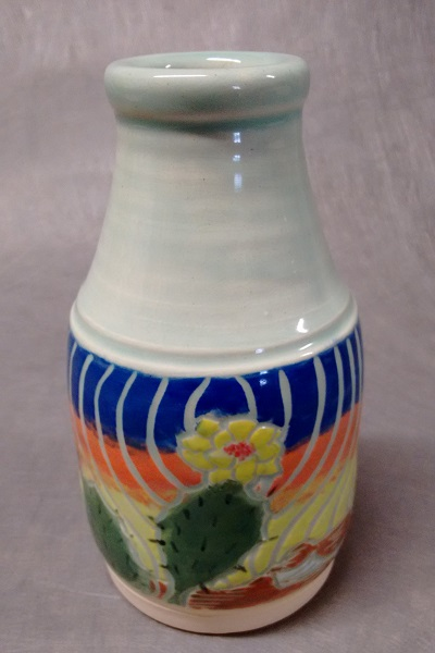 Texas Wildflowers - Prickly Pear     $75
